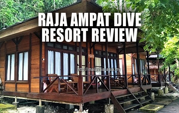Raja Ampat Dive Resort Review