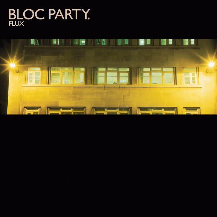 Flux [single] by Bloc Party - Photography by Rut Blees Luxemburg