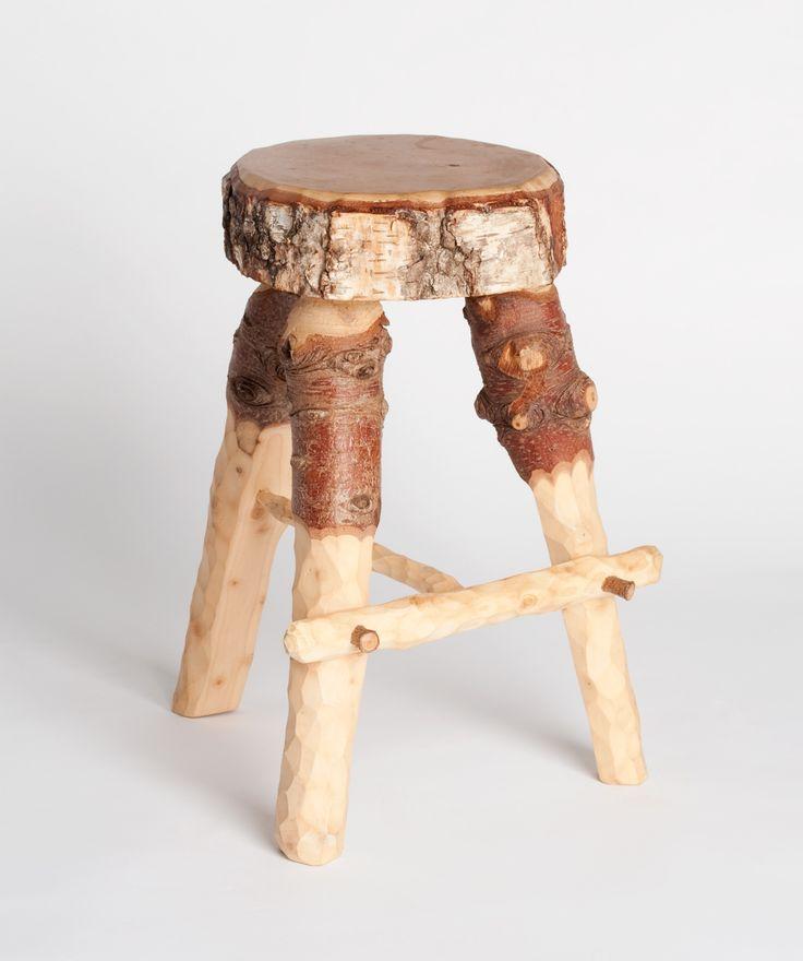 Fabien Cappello - Chritsmas stool, 2012 tabouret © Angela Moore