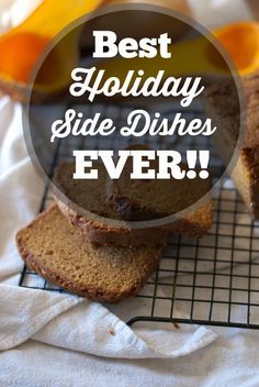 By Halloween food! Time for The Greatest Holiday Side Dish Recipes Ever | Betsylife.com