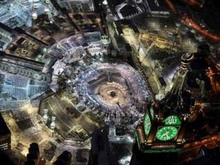 Snapchat streams Mecca live as thousands share incredible images of holiest city in Islam