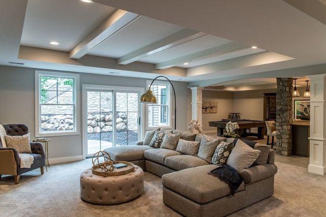Man Caves Kevin Jonas : Best basement family room images on pinterest