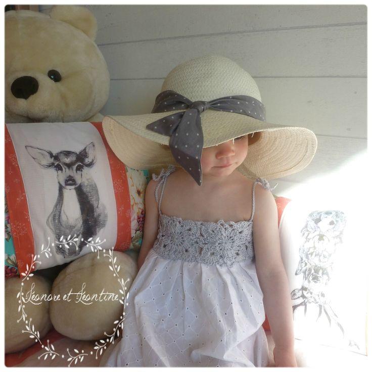 La petite robe d'été - Granny love Challenge