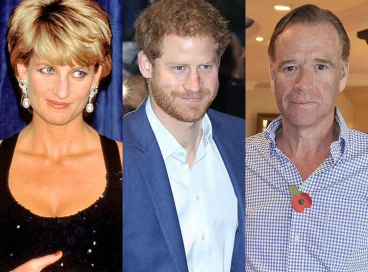 James Hewitt Denies Fathering Prince Harry While Recalling His Secret Affair With Princess Diana