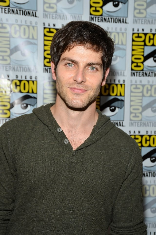 David Giuntoli at event of Grimm