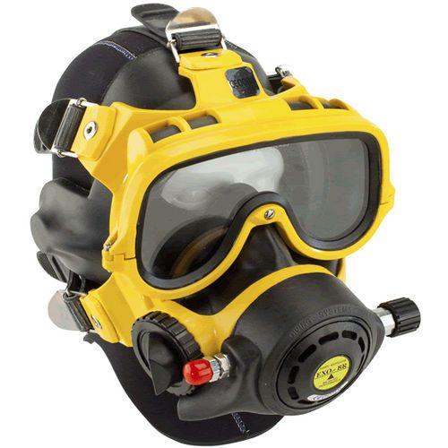 Masque de plongée facial intégral EXO-BR Kirby Morgan