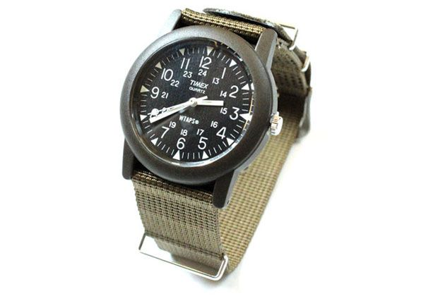 WTAPS x Timex Military Watch