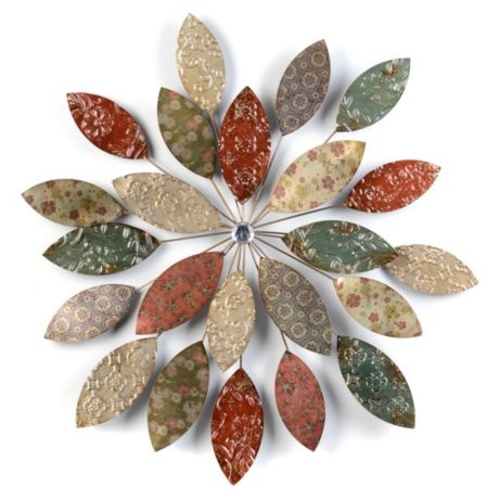 Metal Flower Wall Art 124 best metal wall art images on pinterest | metal walls, metal