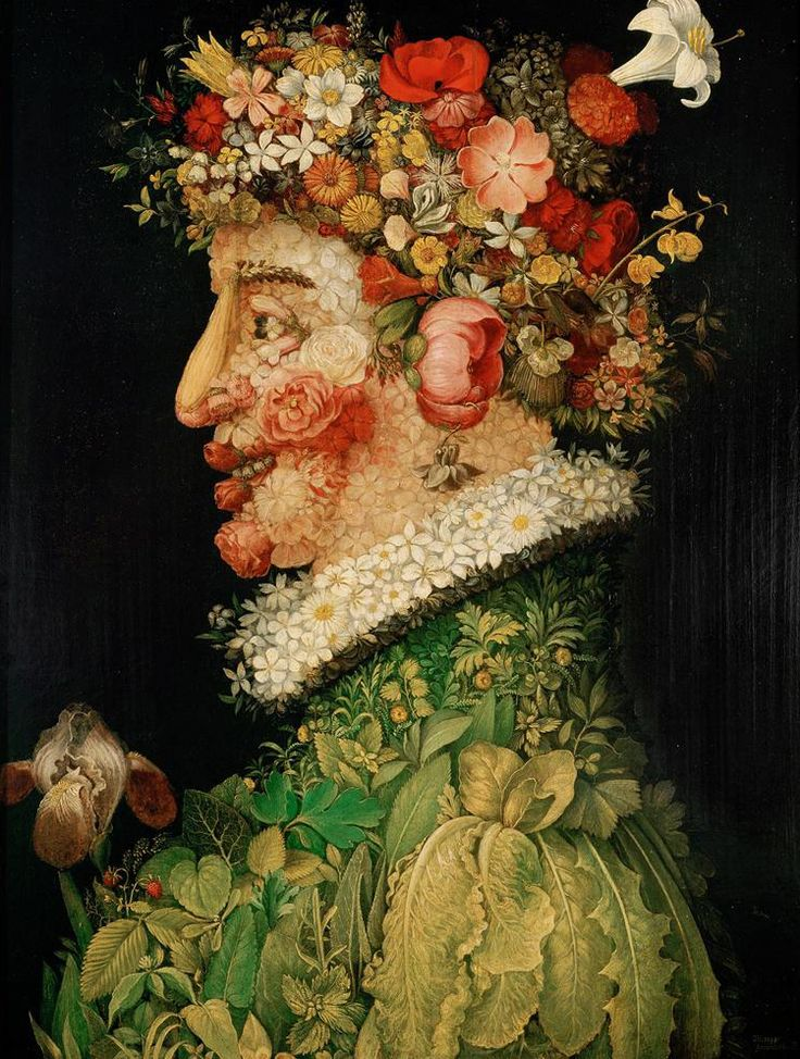 1058 best ideas about art people on pinterest donald o - Printemps arcimboldo ...