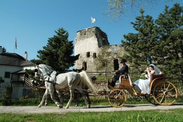 Plan your wedding @ GrandCastle - Liptovsky Hradok, Slovakia  www.GrandCastle.sk