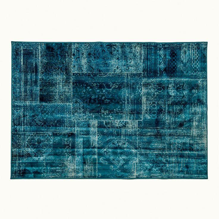 Koberec Vintage Antique Blue, 200x300 cm | Bonami