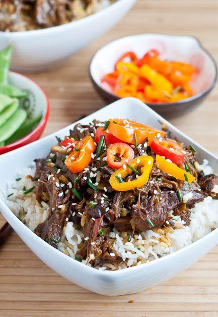Crock Pot Asian Porkchops - Low Carb Recipe