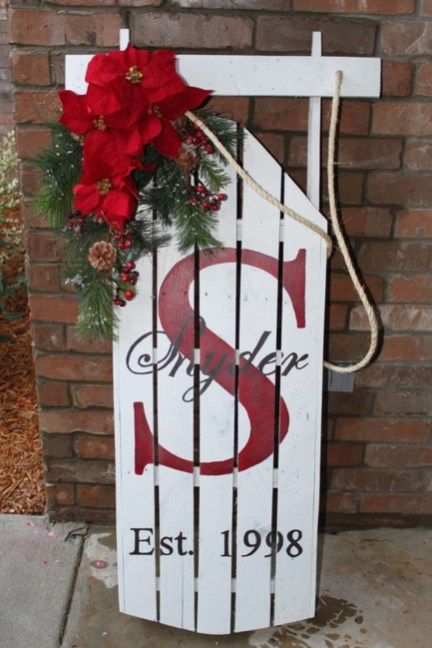 Cheap But Stunning Outdoor Christmas Decorations Ideas 09 Projects