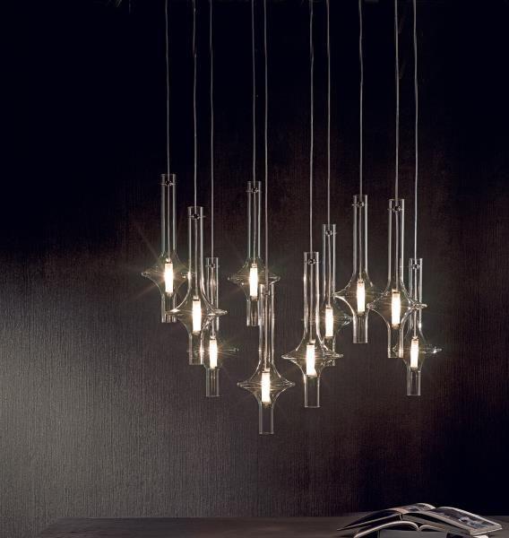 cool lighting pictures. penta light wonder designed by bartoli design pendant lamp in borosilicate transparent fum ochre cool lighting pictures