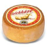 Die Käsemacher Waldviertler Selchkäse (Vitis, Niederösterreich, Austria) -- pasteurised, smoked sheep's-milk