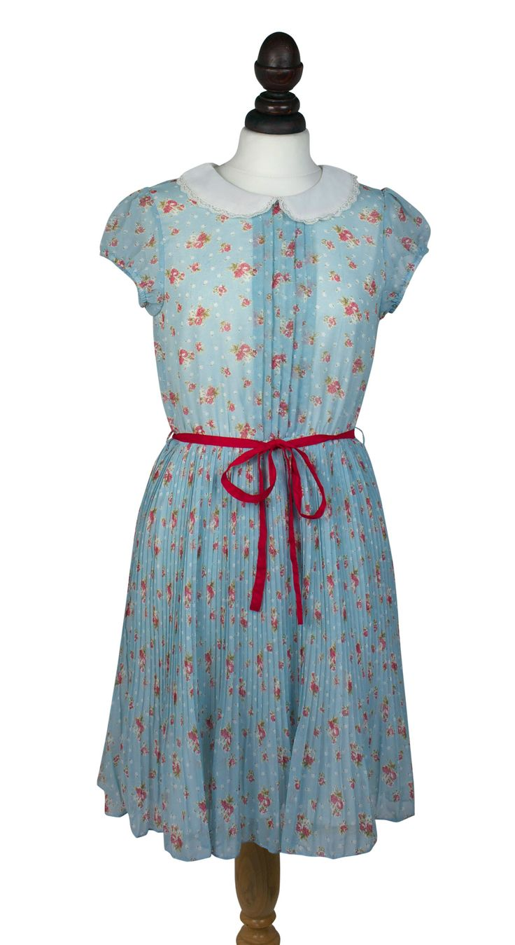 Posey Collar Dress
