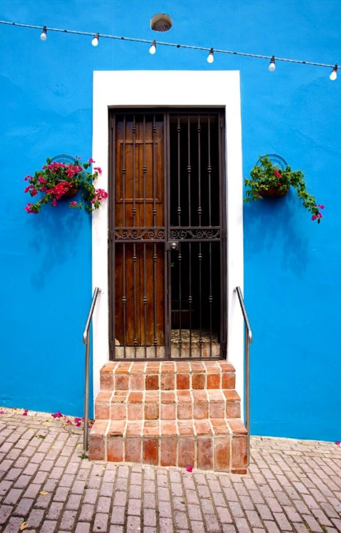 60 Best The Doors Of Old San Juan Puerto Rico Las