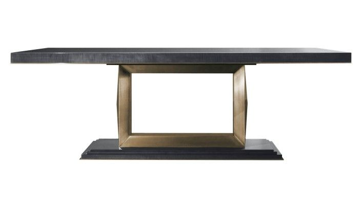 Orsi, Bronze Dining Table III, Buy Online at LuxDeco