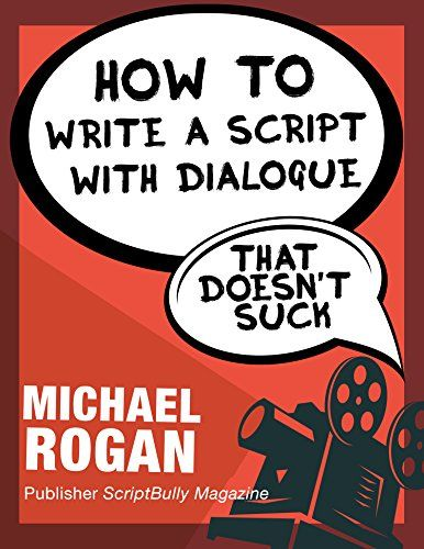 how to write dialogue in a book
