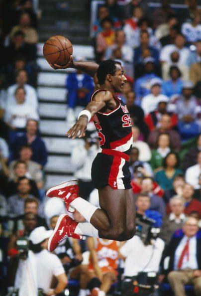 Clyde Drexler - Portland Trail Blazers, 1983-1995