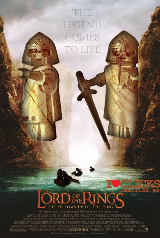 MOVIE playmobil ~ LORD OF THE RINGS