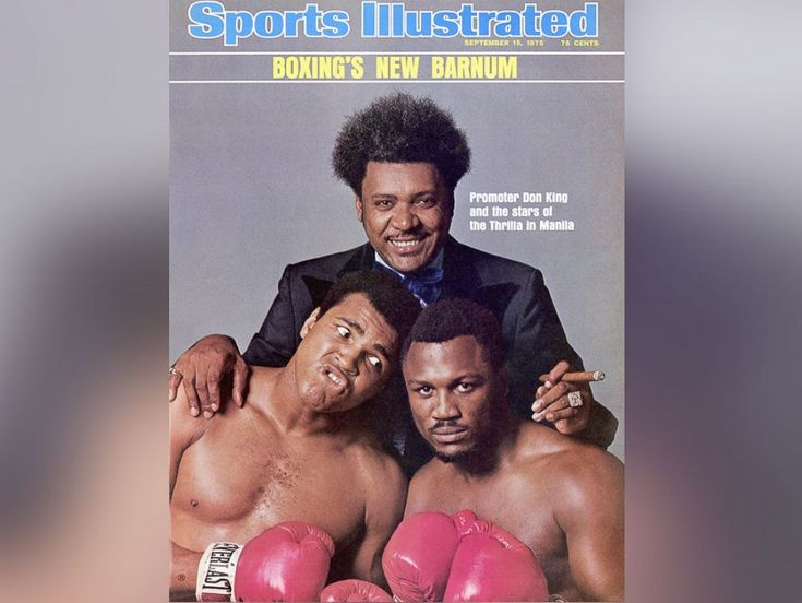 sports illustrated covers | ... Ali to Appear on Sports Illustrated Cover for 40th Time - ABC News