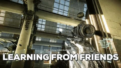 [Crysis 2] Learning from friends