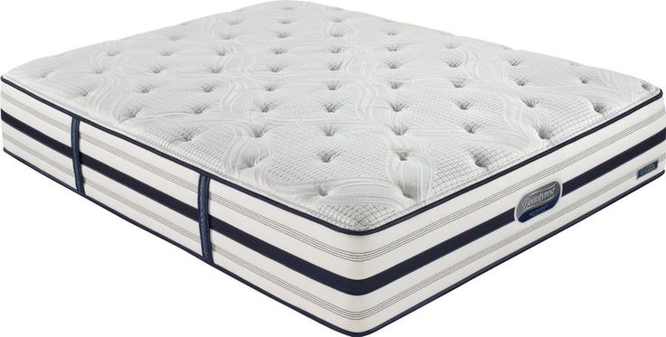 Simmons Beautyrest Recharge Luxury Firm Pillow Top Queen
