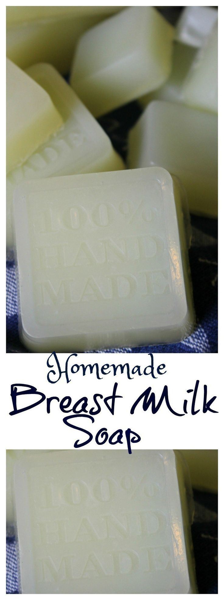 This homemade breast milk soap recipe is a wonderful way to use up excess breast milk without the worry of handling dangerous lye.