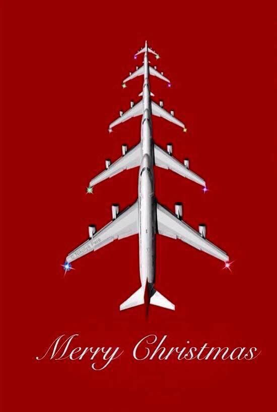 Merry Christmas wherever you may be!