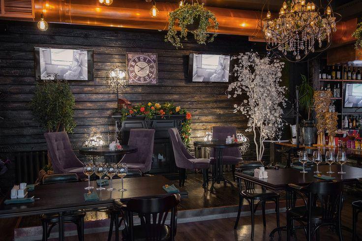 Ресторан «Оливка» г. Тольятти - Лучший интерьер ресторана, кафе или бара | PINWIN - конкурсы для архитекторов, дизайнеров, декораторов