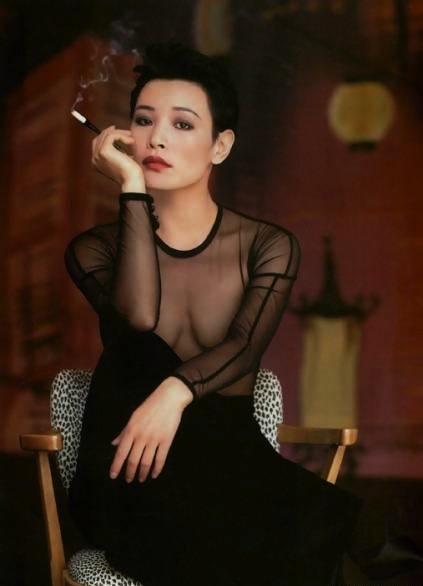 Joan Chen, Twin Peaks created by David Lynch