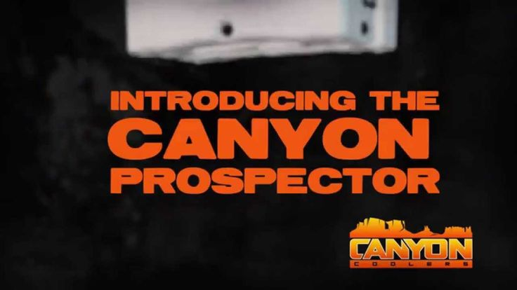 Canyon Coolers Prospector