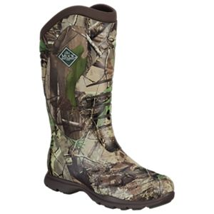 The Original Muck Boot Company Pursuit Stealth Cool Hunting Boots for Men - 10M