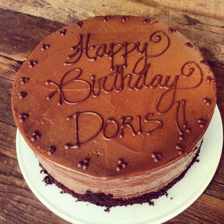 Happy Birthday Doris Cakes Pinterest Happy Birthday