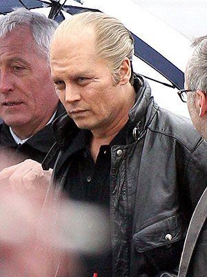 Johnny Depp Morphs Into Whitey Bulger for Black Mass Movie