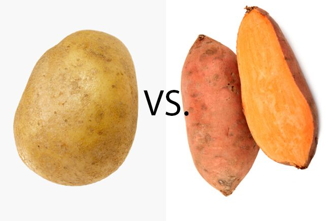17 best images about potato 39 s on pinterest cove sweet and mashed sweet potatoes - White potato vs red potato ...