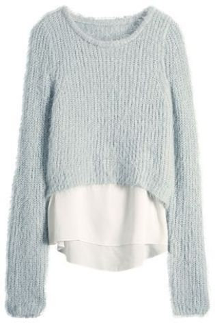 Buy Fluffy Sweater Layer from the Next UK online shop