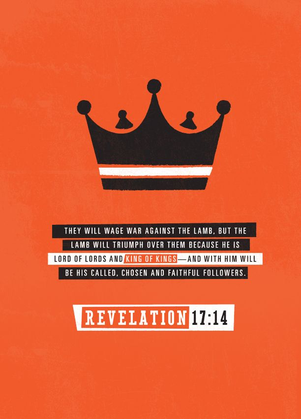 Not believing it doesn't mean it isn't true. Jesus is King and I hope everyone realizes it before He returns.