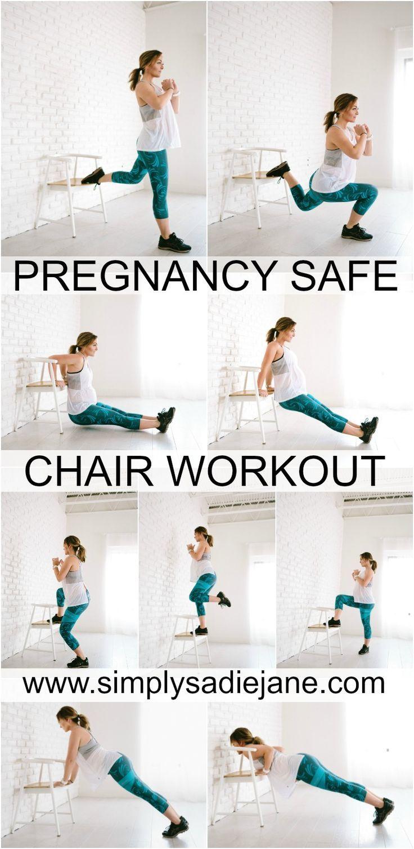 PREGNANCY SAFE WORKOUT FOR ALL HUMANS!