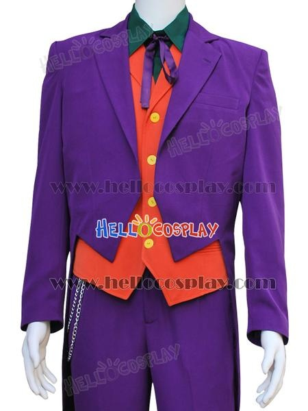 I found 'The Joker Suit' on Wish, check it out!