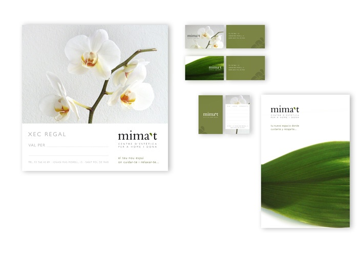Brand design. Mima't.