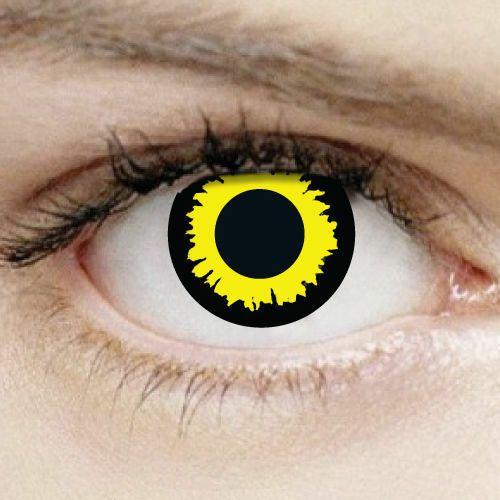 Crazy Halloween Contact Lenses Kontaktlinsen Color Contact Lens Color One Pair Contact Lenses Colored Halloween Contact Lenses Contact Lenses