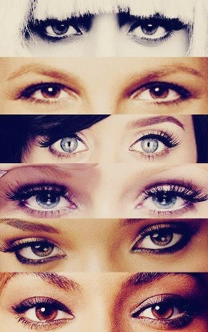 FIND OUT ALL THESES  CELEBS EYES I'LL POST WINNER SOON!!!!!!!!!!!