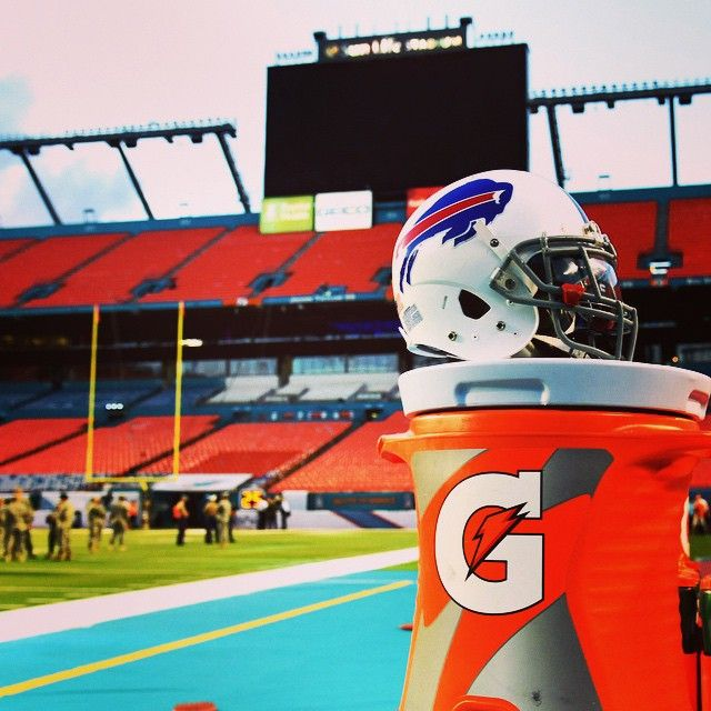 It's almost game time for the Buffalo Bills at Ralph Wilson Stadium.