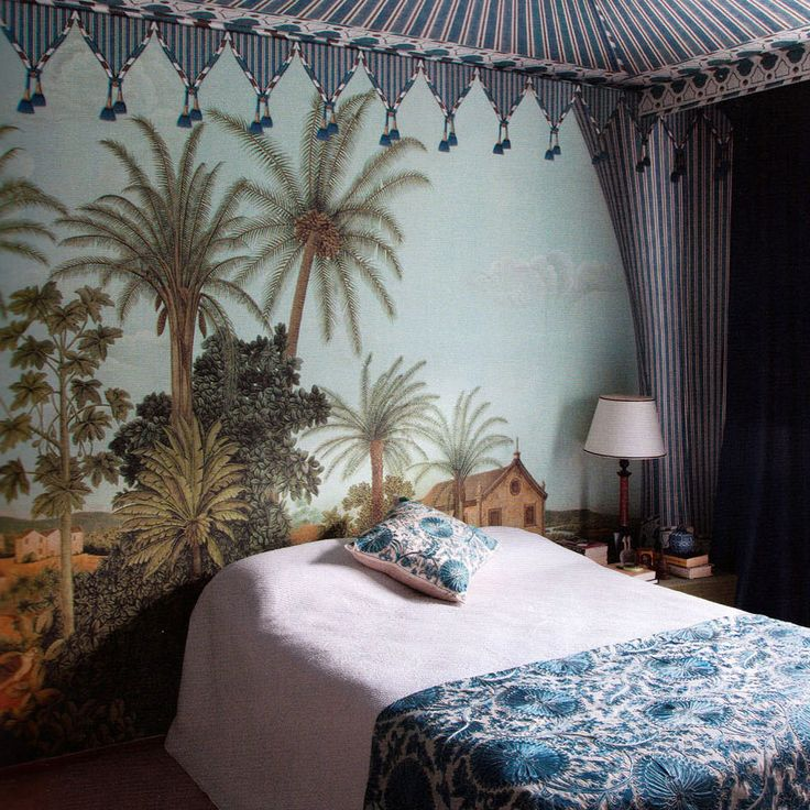 Kubilai's Tent and Brazil - IKSEL Wallpaper #interior #design #plantlife
