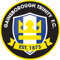 1873, Gainsborough Trinity F.C. (Gainsborough, Lincolnshire, England) #GainsboroughTrinityFC #UnitedKingdom (L14355)
