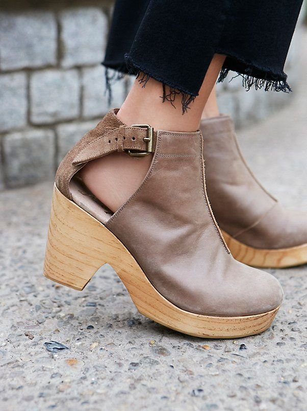 from Free People Clothing Boutique · Amber Orchard Clog