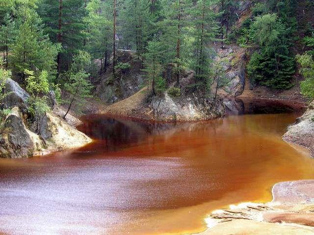 Kolorowe Jeziorka, Rudawy Janowickie, Poland
