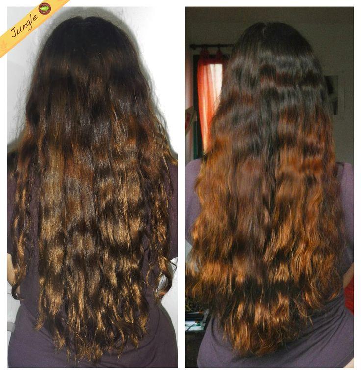 jungles hair de beaux cheveux au naturel soins maison soin au henn neutre - Coloration Henn